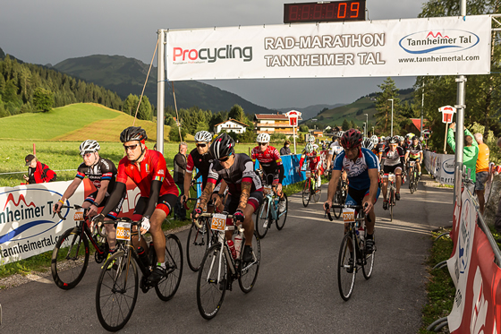 Radmarathon Tannheimer Tal 2017 by Rinnhofer Helmut