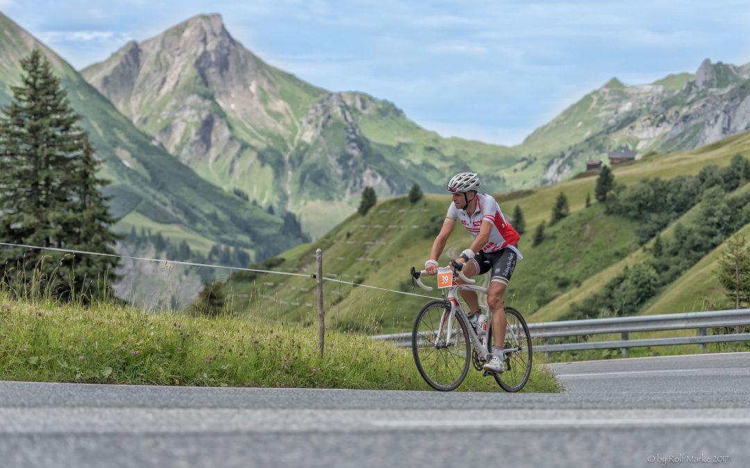 Radmarathon Tannheimer Tal 2017 by Rolf Marke